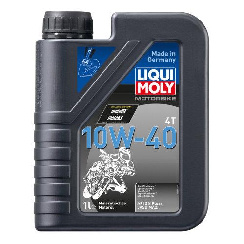 LiquiMoly 力魔機油/10W40機油