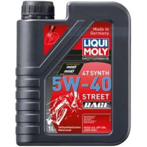 LiquiMoly力魔機油/5W40機油