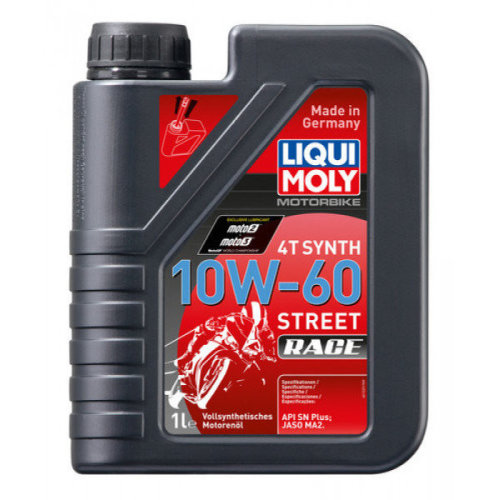 Liqui Moly 力魔機油/10W60機油