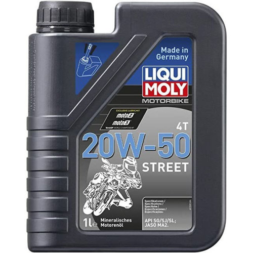 LiquiMoly 力魔機油/20W50機油